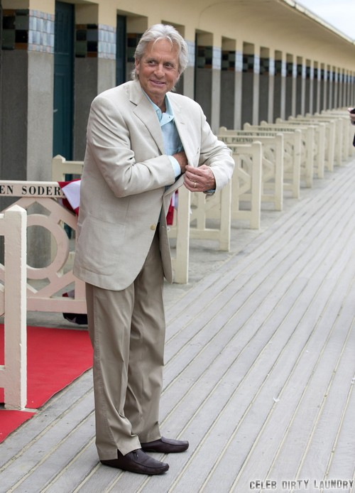 39th Deauville Film Festival - 'Behind the Candelabra' Photocall
