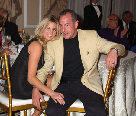 Michael Lohan 'Never' Touched Kate Major but she's Super Pregnant with His Baby (Photo)