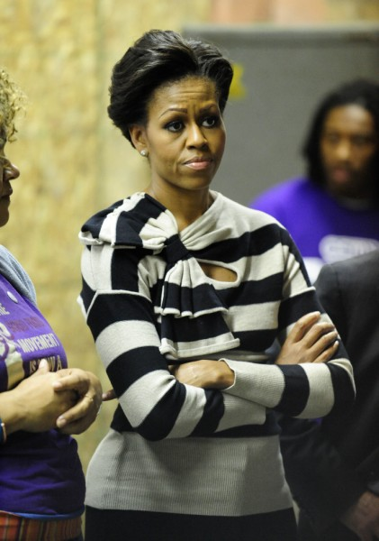 Michelle Obama Financial Info Leaked! 0312