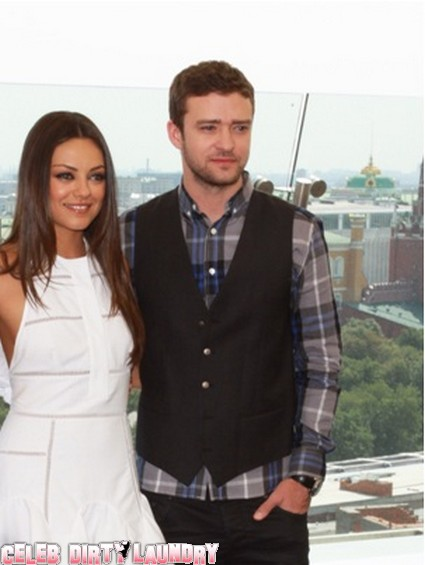 Justin Timberlake And Mila Kunis Innocent Of Sex Text Charges