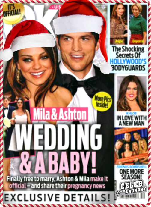 Mila Kunis And Ashton Kutcher Pregnancy News and Marriage Plans Revealed (PHOTO)