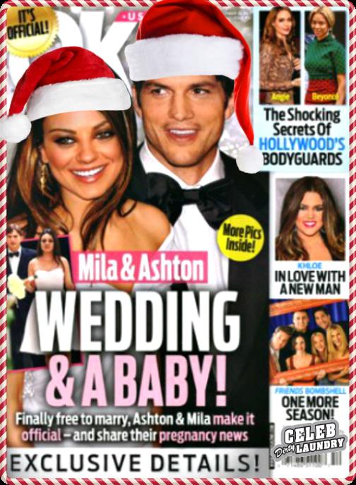 Mila Kunis And Ashton Kutcher Pregnancy News and Marriage Plans Revealed (PHOTO)