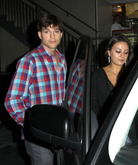 Ashton Kutcher Will Break Mila Kunis' Heart 0918