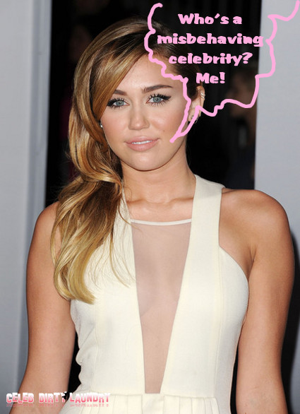 Sources Claim Miley Cyrus Is 'Really Messed Up' -- Is She An Out Of Control Disaster?