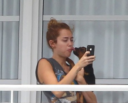 """Miley Cyrus On Ex Nick Jonas: """"My Life Is Ruined Because He Doesn't Love Me Back"""" 0519"""