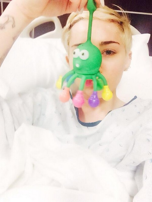 Miley Cyrus Hospitalized in Kansas City: Concert Canceled