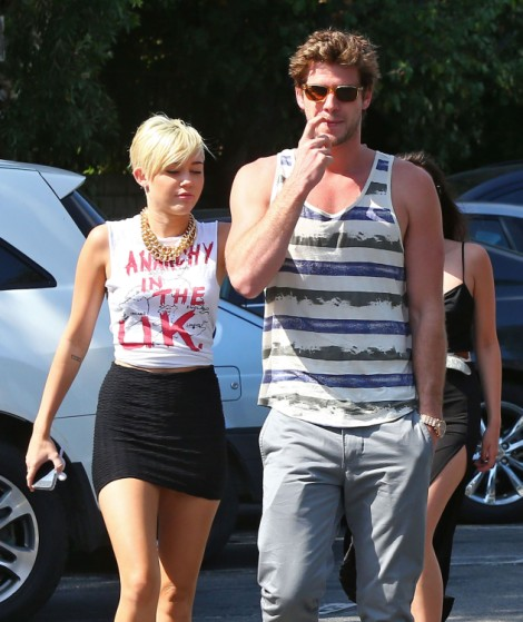 Miley Cyrus Blames Liam Hemsworth For Her Crap Career 1019