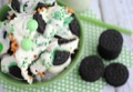 SAINT PATRICK'S DAY MINT OREO BARK