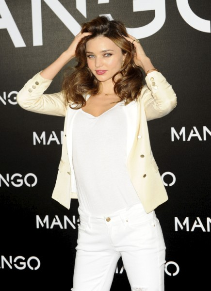 Miranda Kerr Cheated On Orlando Bloom With Leonardo