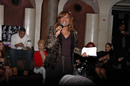 Mona Scott-Young intros the episode