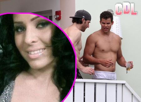 Kris Humphries' Ex Myla Sinanaj Slams Kim Kardashian: She's a 'Cruel Bitch!'