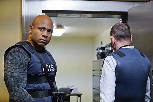 NCIS: Los Angeles - Rage