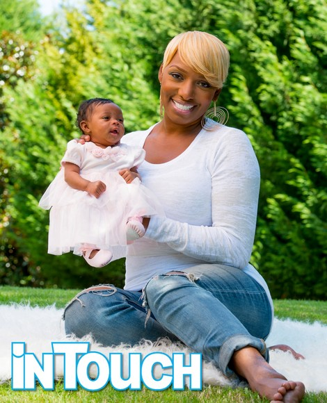NeNe Leakes Reveals She Is Now The Proud Grandma Of Bri'asia Bryant! (Photo)