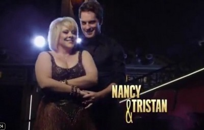 Nancy Grace & Tristan MacManus' Dancing With The Stars Paso Doble (Video)