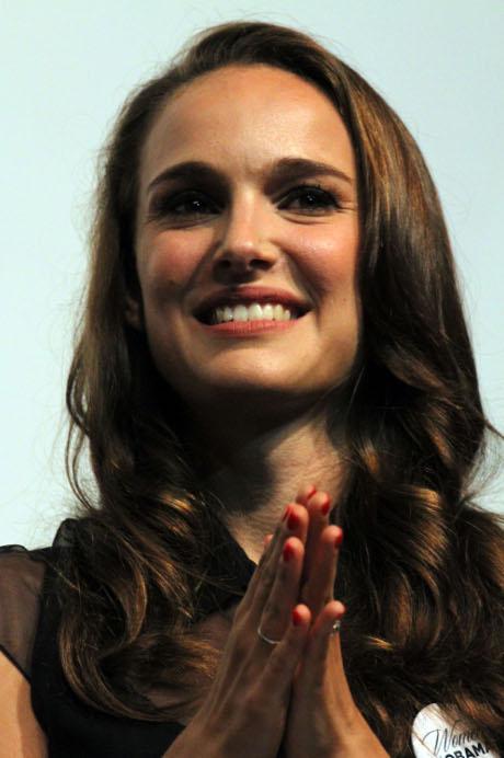 "Natalie Portman Tops The Forbes Magazine ""Best Actors For The Buck"" List"