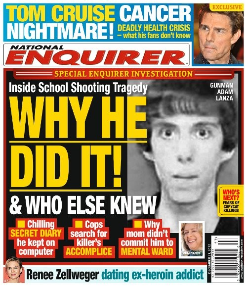 Into Adam Lanza's Sick Mind: Why He Did It & Who Else Knew