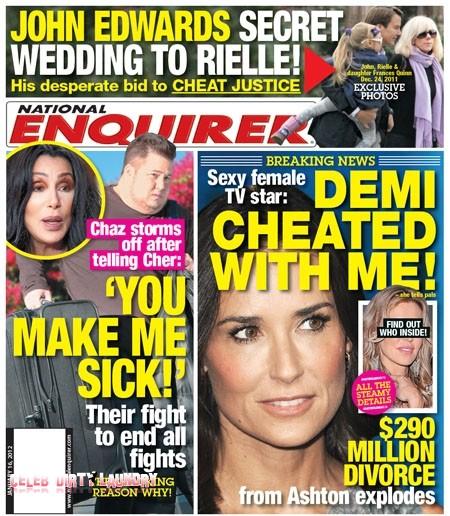 Demi Moore's Lesbian Lover Tells All (Photo)