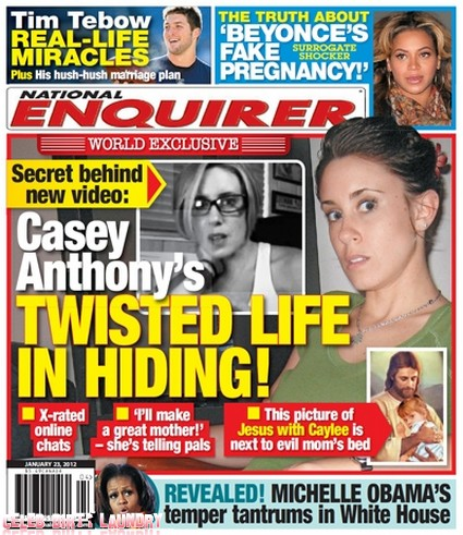 Casey Anthony's Twisted Life In Hiding (Photo)