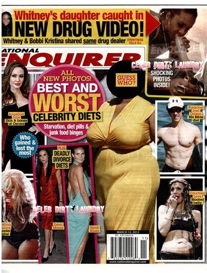 Best & Worst Celebrity Diets: Starvation, Diet Pills & Junk Food Binges (Photo)