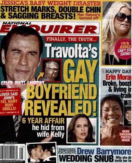 John Travolta's Gay Lover Of 6 Years Tells The Truth (Photo)