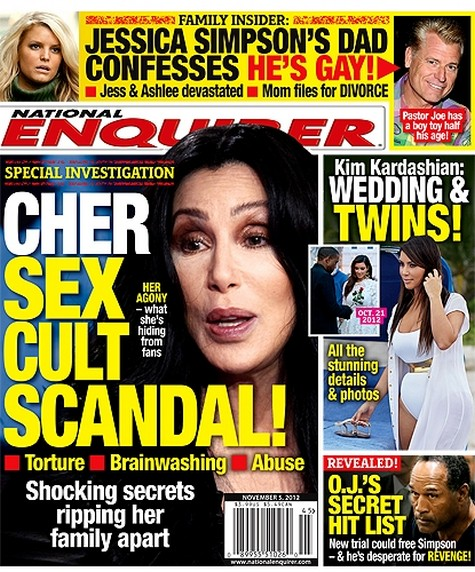 Cher's Sex Cult Scandal Revealed