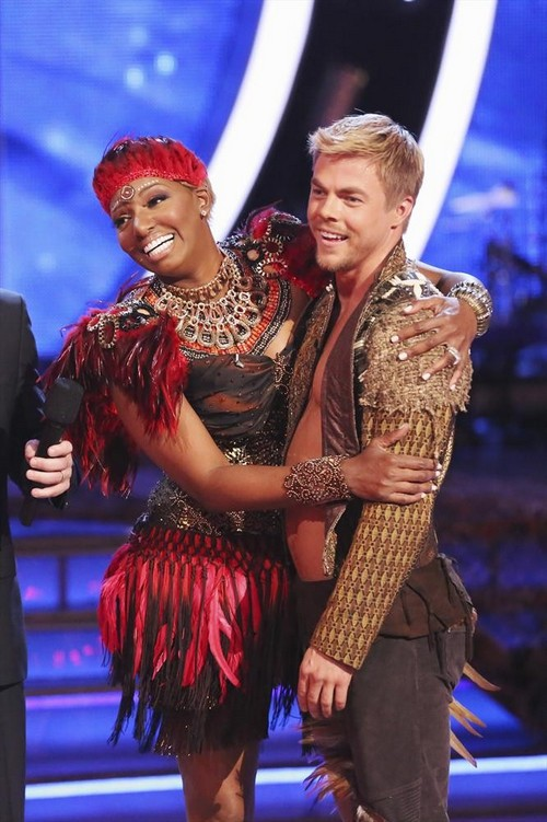 NeNe Leakes Dancing With the Stars Foxtrot Video 4/14/14 #DWTS