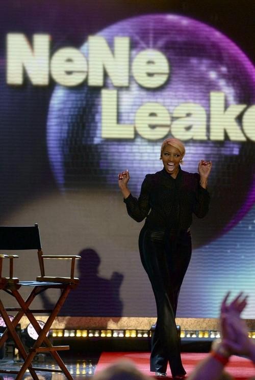 NeNe Leakes Dancing With the Stars Cha Cha Cha Video 3/17/14 #DWTS