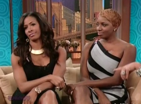 Sheree Whitfield Disses Nene Leakes Over Money On Real Housewives of Atlanta