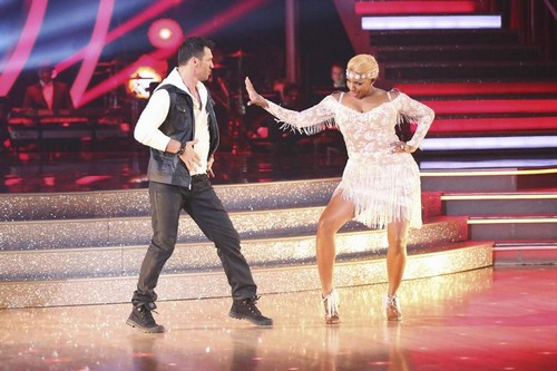 NeNe Leakes Dancing With the Stars Jive Video 3/24/14 #DWTS