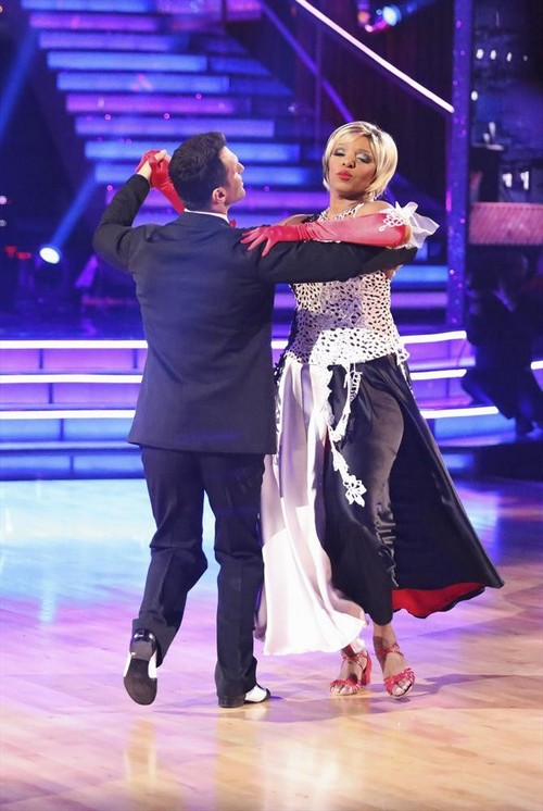 NeNe Leakes Dancing With the Stars Salsa Video 4/21/14 #DWTS