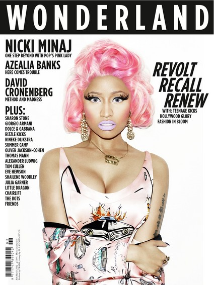 Nicki Minaj: Queen of Delusions
