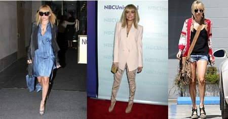 Sponsored Post: Nicole Richie Style & Beauty Inspiration