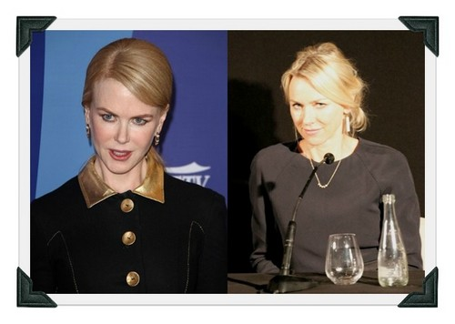 Nicole Kidman and Naomi Watts At War - Celebrity Feud Alert!