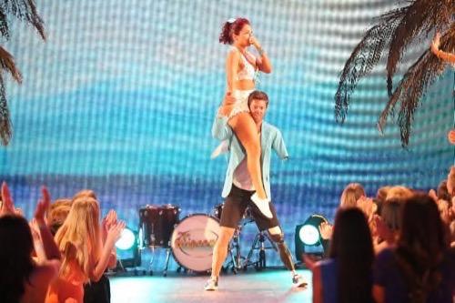 Noah Galloway Dancing With The Stars 70's Jazz Video Season 20 Week 7 – 4/27/15 #DWTS
