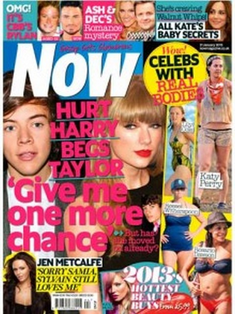 Harry Styles Begs Taylor Swift To Take Him Back - Report