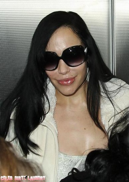 Has OctoMom Nadya Suleman Lost Her Mind Or Is She Just A Drag Queen and Money Grabbing Famewhore?