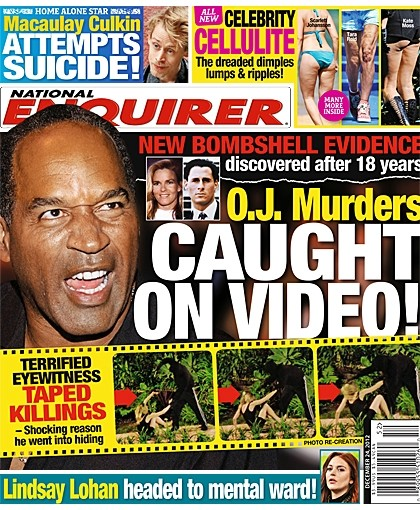 OJ Simpson Caught On Tape Committing Infamous Murders! 1212