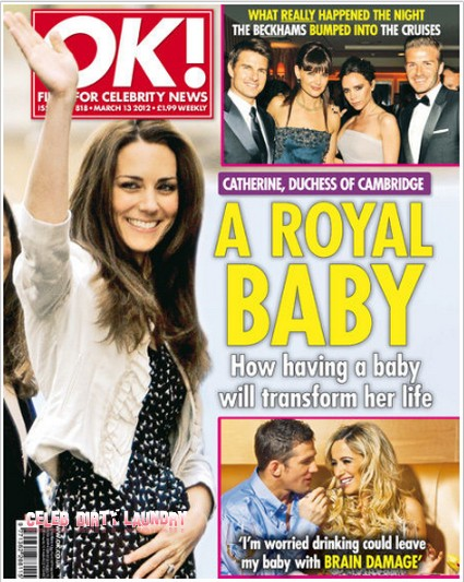 Speculation Grows About Kate Middleton's Pregnancy