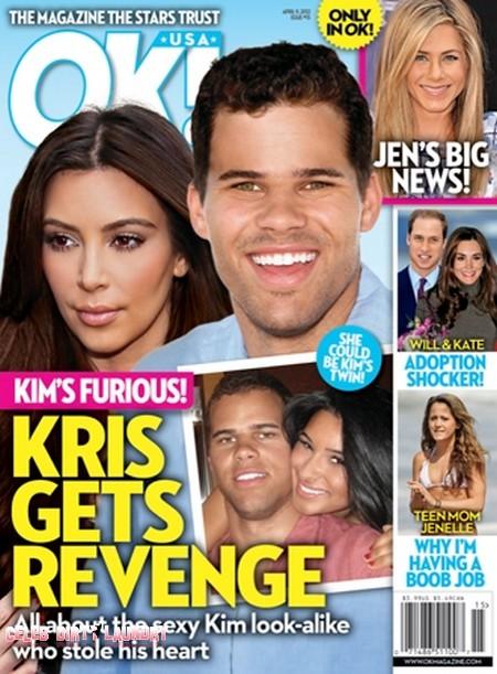 Kris Humphries Dating Kim Kardashian Lookalike