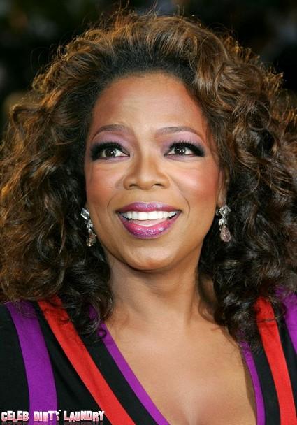 Blue Ivy's Godmother Is Oprah Winfrey