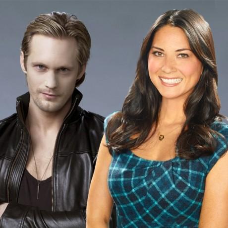 New Couple Alert: Olivia Munn And Alexander Skarsgard? 0926