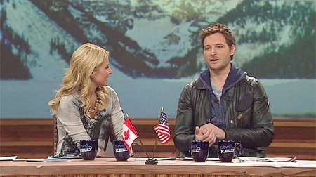 Peter Facinelli Talks Divorce On Live With Kelly