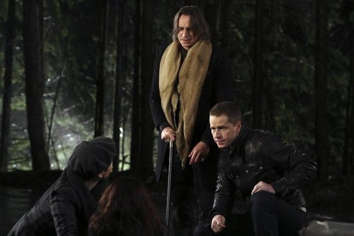 GINNIFER GOODWIN, ROBERT CARLYLE, JOSH DALLAS