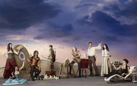 "Once Upon a Time Season 2 Premiere ""Broken"" Recap 9/30/12"