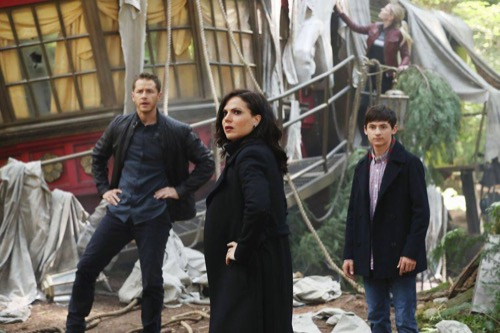 Once Upon a Time Spring Premiere ... - Celeb Dirty Laundry