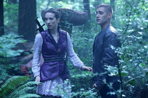 """Once Upon a Time in Wonderland RECAP 11/7/13: Episode 4 """"The Serpent"""""""