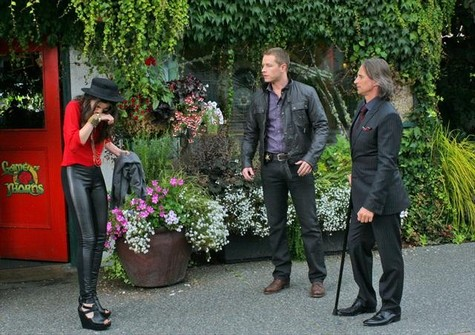"Once Upon a Time Season 2 Episode 4 ""The Crocodile"" Recap 10/21/12"