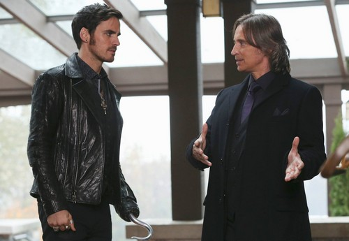 """Once Upon a Time Recap Fall Finale - Is It the End of Gold? Season 4 Episode 12 """"Heroes and Villains"""""""