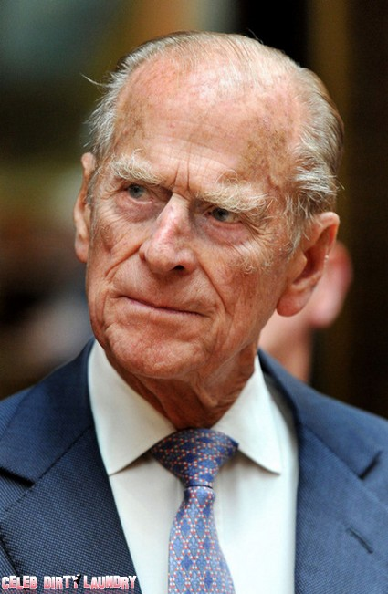 Prince Philip Undergoes Minor Surgery
