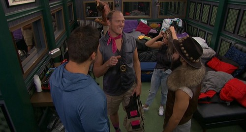 Big Brother 19 Spoilers: Week 3 POV Results, Jason Wins - Might Save Jessica, Backdoor Christmas - Dominique's Meltdown
